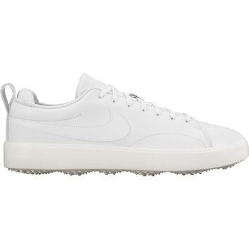 Nike Ladies Course Classic Golf Shoes - White