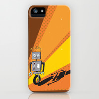 Wheely Fast iPhone & iPod Case by Even In Death