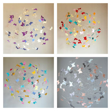 Baby Mobiles, Nursery Baby Girl, Crib Mobiles, Butterfly Nursery Decor, Hanging Mobiles
