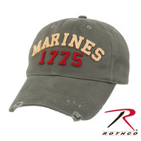 Rothco Vintage Low Pro Cap - Marines 1775