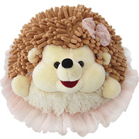 Mini Squishable Tutu Hedgehog: An Adorable Fuzzy Plush to Snurfle and Squeeze!