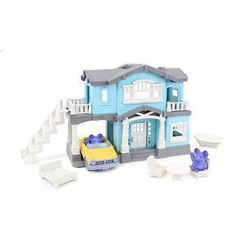 GREEN TOYS ACTIVITY HOUSE PLAYSET (2 to 8 years old)