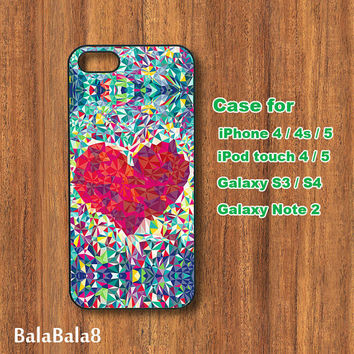 love - iPhone  4 case, iphone 5 Case, iPod 4 case,  iPod 5 case,  Samsung Galaxy S3, samsung Galaxy S4 case, samsung Galaxy note 2