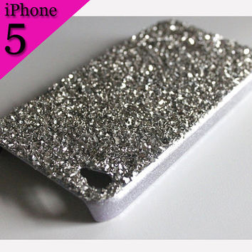 Lady Gaga Inspired Diamond Dust iPhone 5 Case