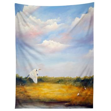 Rosie Brown Come Fly With Me Tapestry