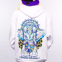 Positive Vibrations Pullover Hoodie!