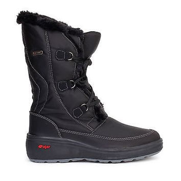 Pajar Canada Womens Snow Boots Marcie Black