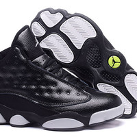 Men's Nike Air Jordan 13 Retro Black
