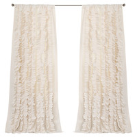 Catherine Curtain in Ivory