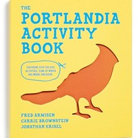 'The Portlandia Activity Book' Book