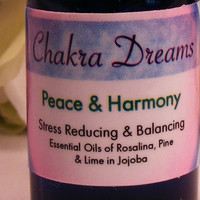 Aromatherapy-Essential Oil -help HEAL MUSCLES , End  STRESS- Chakra Balancing