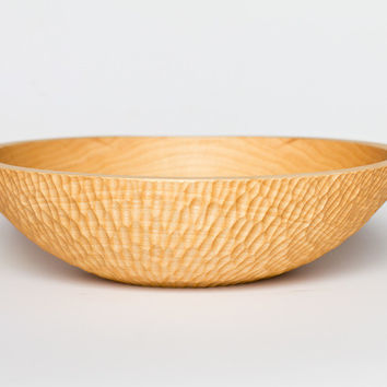 Swell Bowl Hard Maple, Large