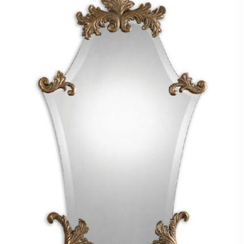 Wall Mirror - Frameless Beveled Mirror