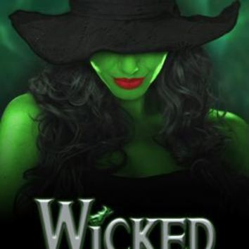 Wicked Theater Show Art Poster 11 inch x 17 inch poster