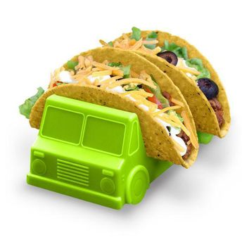 Set of 2 Taco Truck Trays