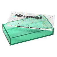 Tatty Devine Mermaid Medium Storage Box
