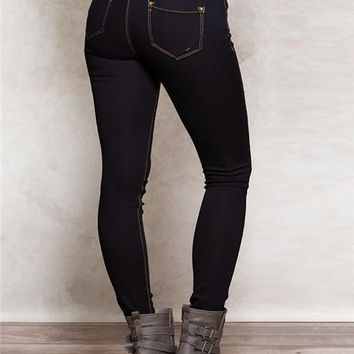 Blue Spice Jegging High Rise Jeans