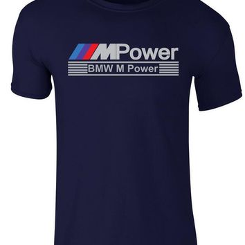 Crew Neck BMW MPower T-Shirt