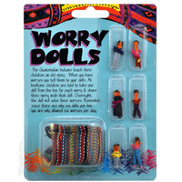 Worry Dolls on Sale for $2.99 at HippieShop.com