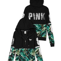 LIMITED EDITION PERFECT FULL-ZIP - PINK - Victoria's Secret