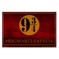 Harry Potter Hogwarts Express Poster