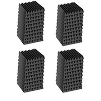 "48 Pack Acoustic Panels Studio Foam Wedges 1"" X 12"" X 12"""