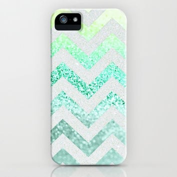 FUNKY MELON SEAFOAM iPhone & iPod Case by Monika Strigel | Society6