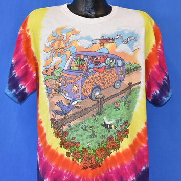 90s Grateful Dead Summer Tour 1994 t-shirt Large