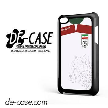 Iran Soccer Jersey For Ipod 4 Ipod Touch 4 Case Phone Case Gift Present YO