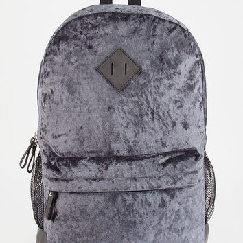 Avery Velvet Backpack | Laptop Backpacks