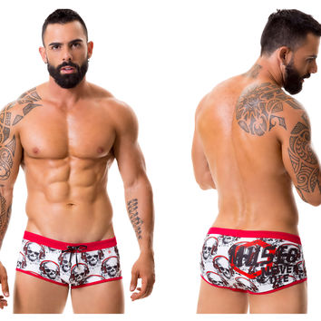JOR Music Swim Trunks