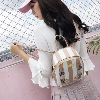 Princess sweet lolita backpack ENSSO female Korean version ulzzang college wind students all match backpack fashion ENSSO 139