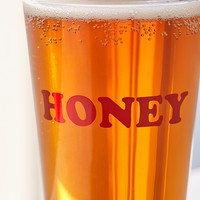 Honey Pint Glass | Urban Outfitters
