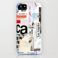 Los Angeles iPhone Case by Emily Rickard | Society6