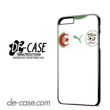 Algeria Soccer Jersey DEAL-482 Apple Phonecase Cover For Iphone 6 / 6S Plus