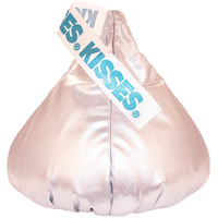 Silver Hershey's Kiss Squishy Candy Pillow