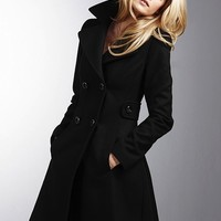 Side-tab Coat