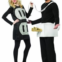 Rasta Imposta Lightweight Plug and Socket Couples Costume