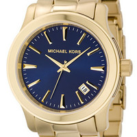 Michael Kors 'Runway' Large Bracelet Watch | Nordstrom