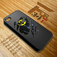 Apple iPhone and iPod case Cool Classic Bruce Wayne Ripped Torn cloth iphone 4 4s, iphone 5 5s 5c, iPod touch 4, iPod 5 case cover