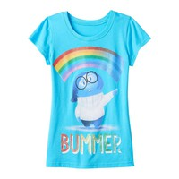 Disney's Inside Out ''Bummer'' Graphic Tee - Girls 7-16, Size: