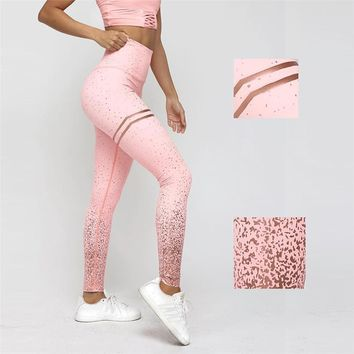 Winter Women's Fashion Slim Yoga Leggings [1934967079009]