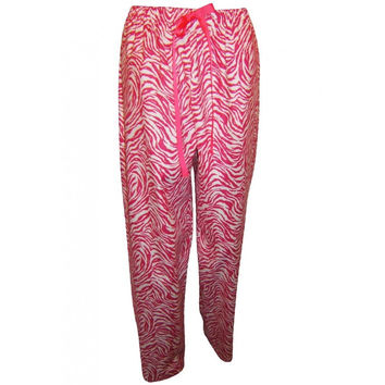 Zingy Zebra Pajama Bottom