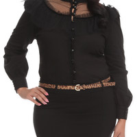 Spin Doctor Lavelle Top 2XL-4XL