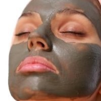 IQ Natural DEAD SEA Mud Mask Home Facial Mask for Anti-Aging & Acne, 2oz