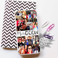 The Magcon Boys Collage - for case iPhone 4/4s/5/5c/5s-Samsung Galaxy S2 i9100/S3/S4/Note 3-iPod 2/4/5-Htc one-Htc One X-BB Z10