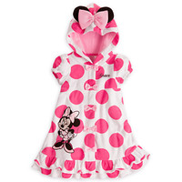 Minnie Mouse Cover-Up with Ears for Girls - Personalizable