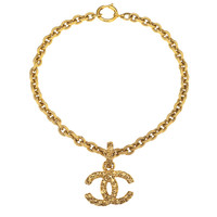 Chanel Iconic CC Necklace