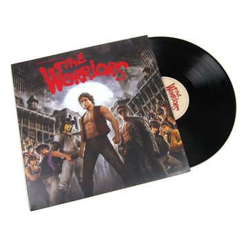 Waxwork Records: The Warriors Soundtrack (180g) Vinyl 2LP