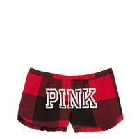 Cozy Sleep Short - PINK - Victoria's Secret
